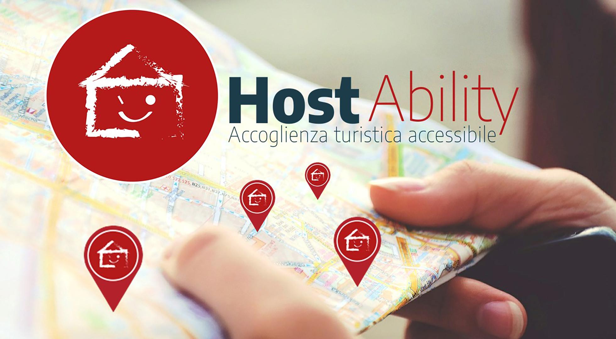 HostAbility - Accoglienza turistica accessibile - Immagine ufficiale del progetto