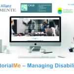 TutorialMe - Managing Disability: la piattaforma dedicata all'inclusione lavorativa delle persone con disabilità