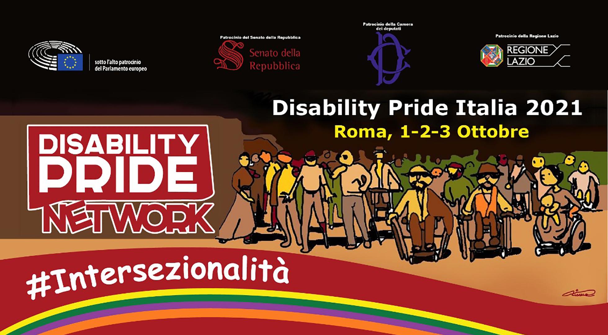 Disability Pride Italia 2021